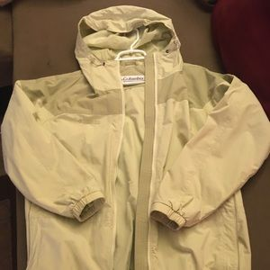 Columbia Windbreaker/rain jacket